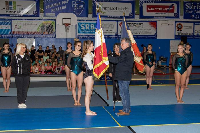 Saison 2019 2020 Gymnastique Artistique Competition Gvh Garde Du